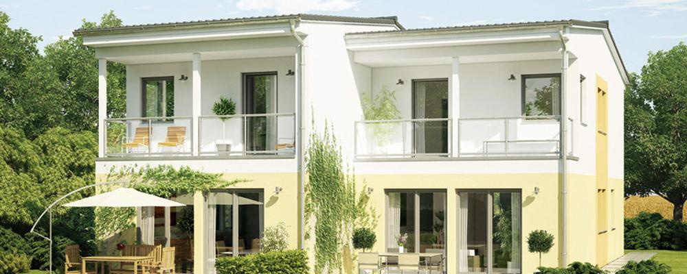 Doppelhaus - Wadhwa Estate - baufrima Berlin